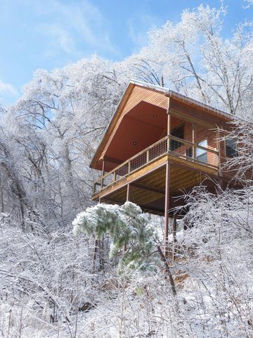 Missouri winter family vacations