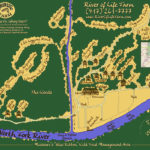 Treehouse Cabins - River of Life Farm Cabins Map