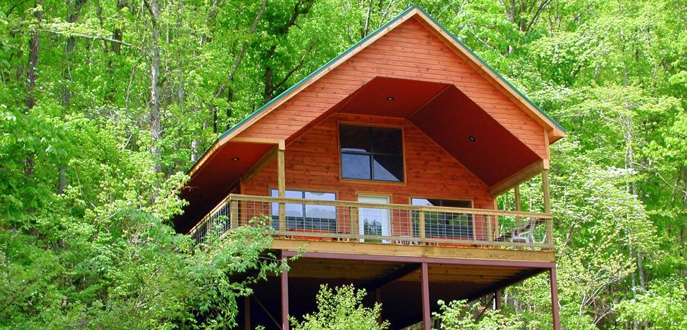 Beau Missouri Treehouse Cabins