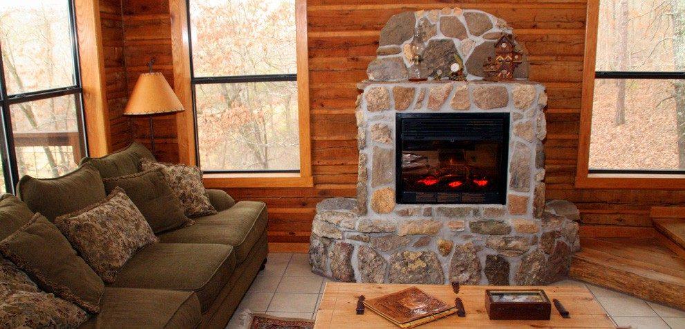 Missouri treehouse cabin