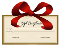 Missouri Treehouse Cabins gift certificate