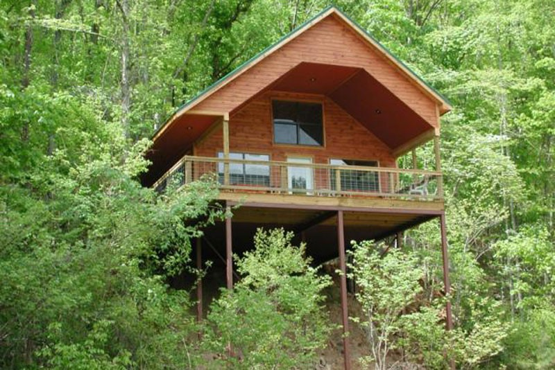 Missouri Romantic Cabin Treehouse