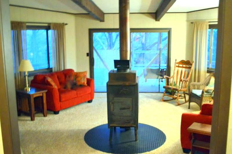 Missouri Treehouse Cabin Family Vacation