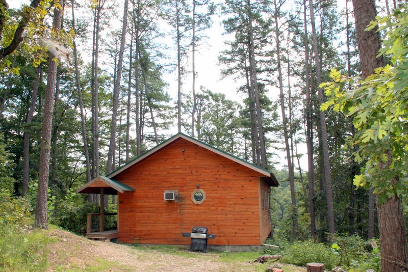 Missouri Romantic Cabin Whispering Pine