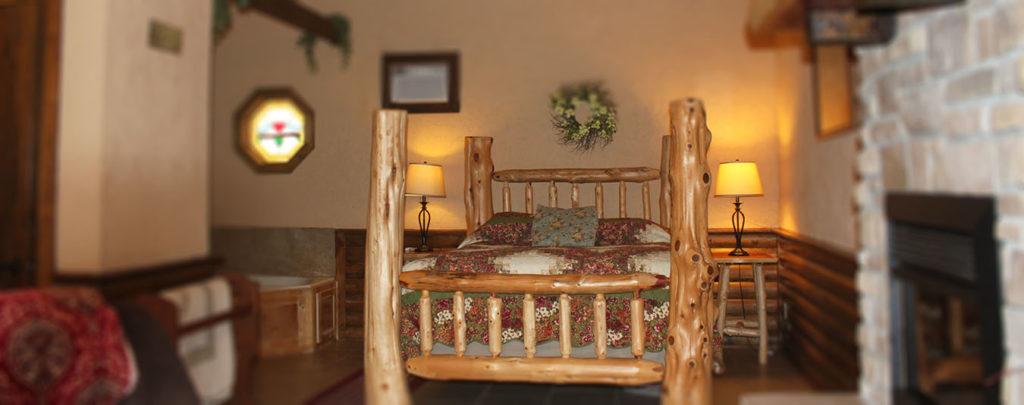 Missouri Romantic cabin treehouse cabin