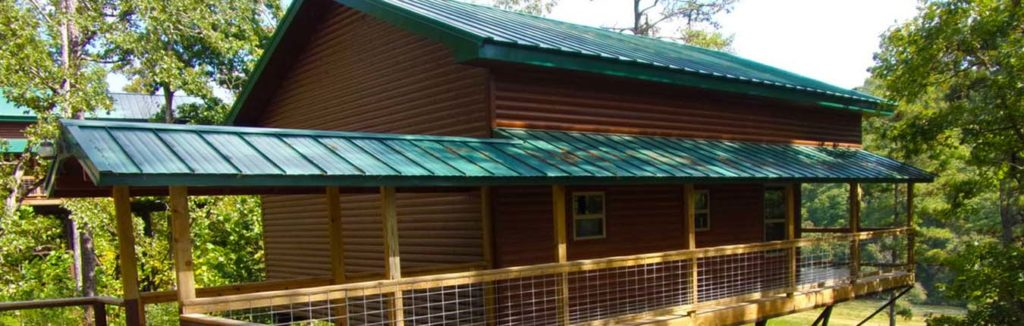 Missouri family vacation cabin rental