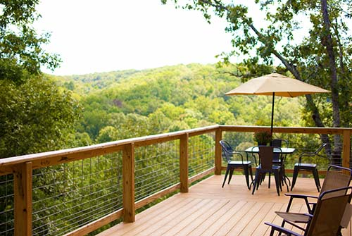 Missouri family Vacation in the Ozarks, Missouri fly fishing lodge