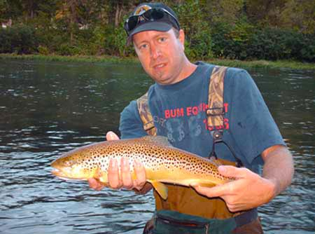 Missouri Fly Fishing Guide Services Rusty Doughty
