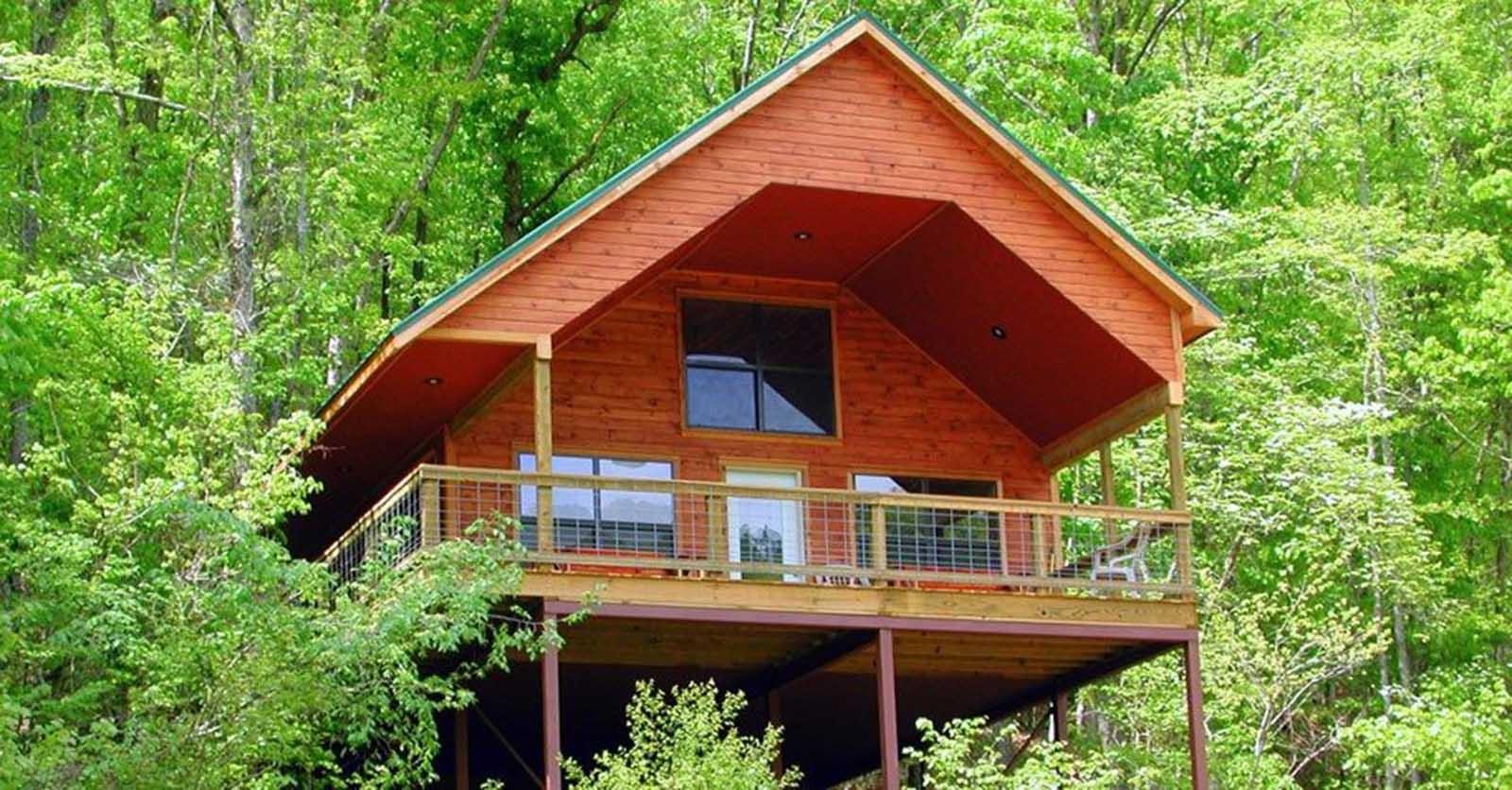 Cabin Rentals In Missouri Missouri Cabins Treehouse Cabins